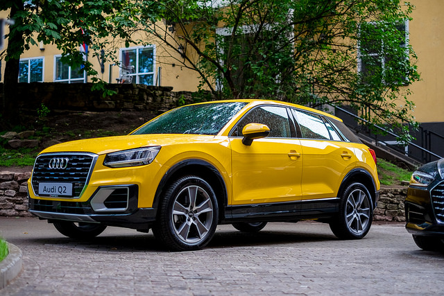 Audi Q2 erhvervsleasing