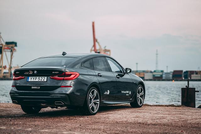 BMW 6-serie erhvervsleasing