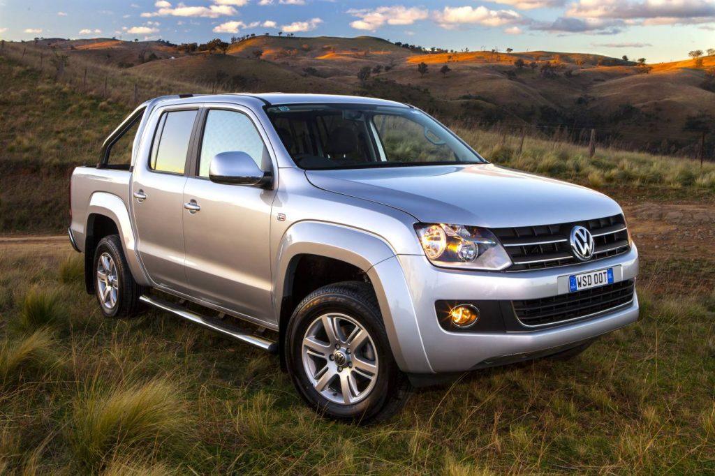 VW Amarok leasing erhverv