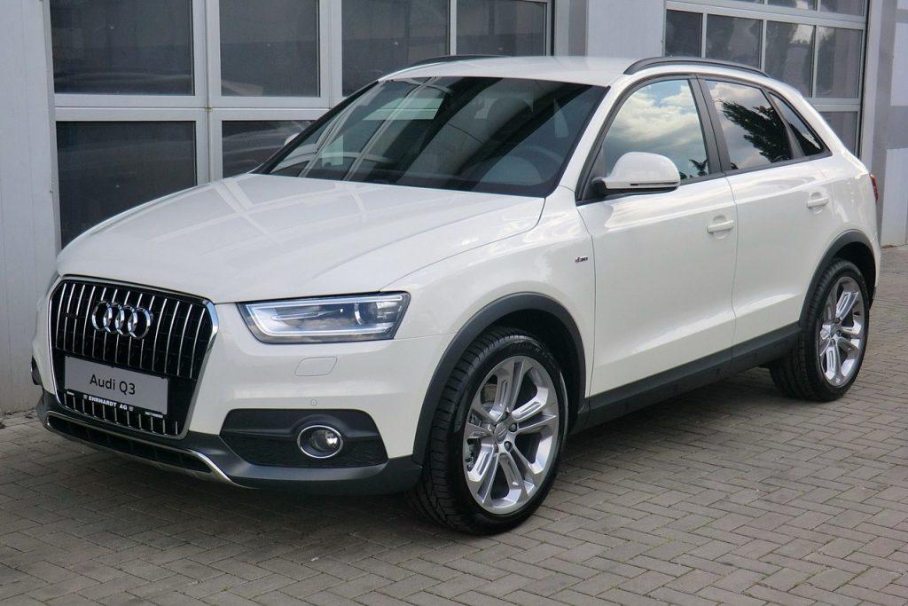 Audi Q3 erhvervsleasing