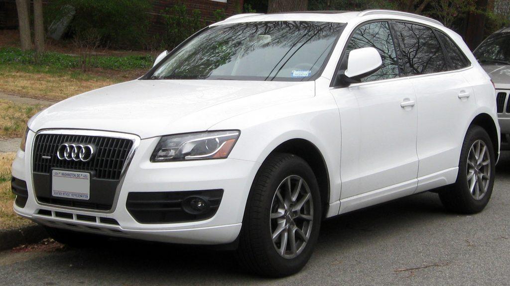 Audi Q5 erhvervsleasing