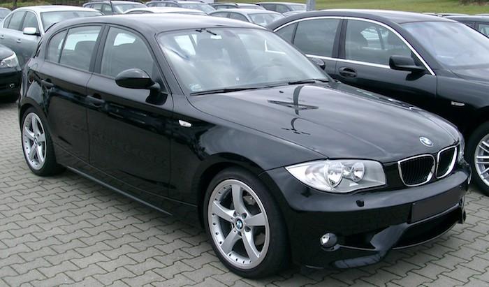 BMW 1-serie leasing