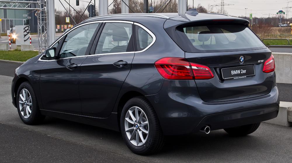 BMW 2-serie erhvervsleasing