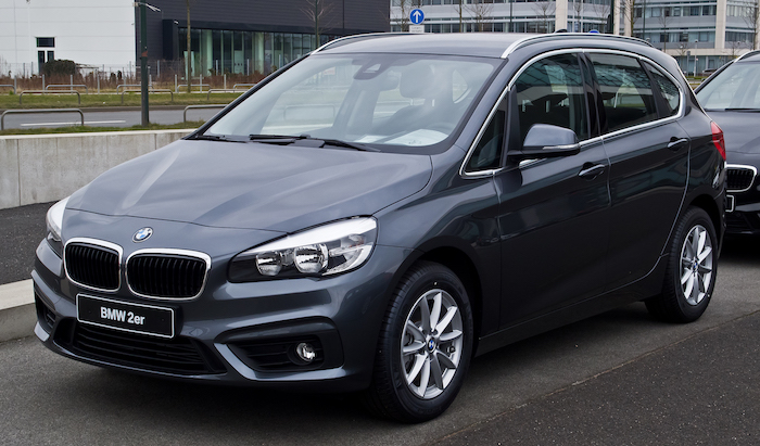 BMW 2-serie leasing
