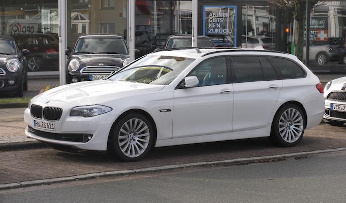 BMW 5-serie leasing