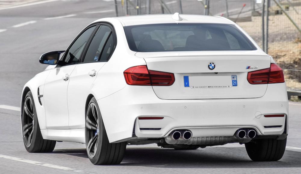 BMW M-serie erhvervsleasing