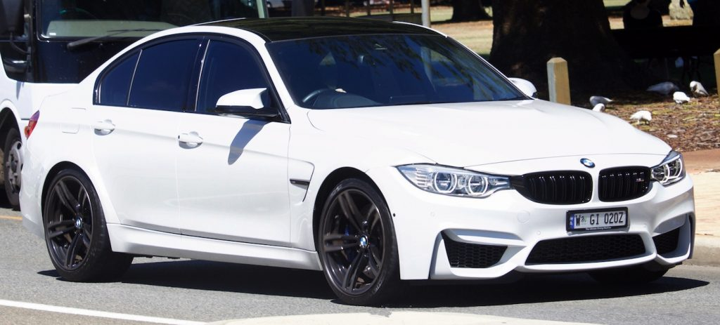 BMW M-serie privatleasing
