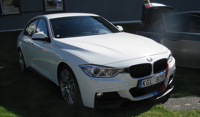 BMW m-serie leasing