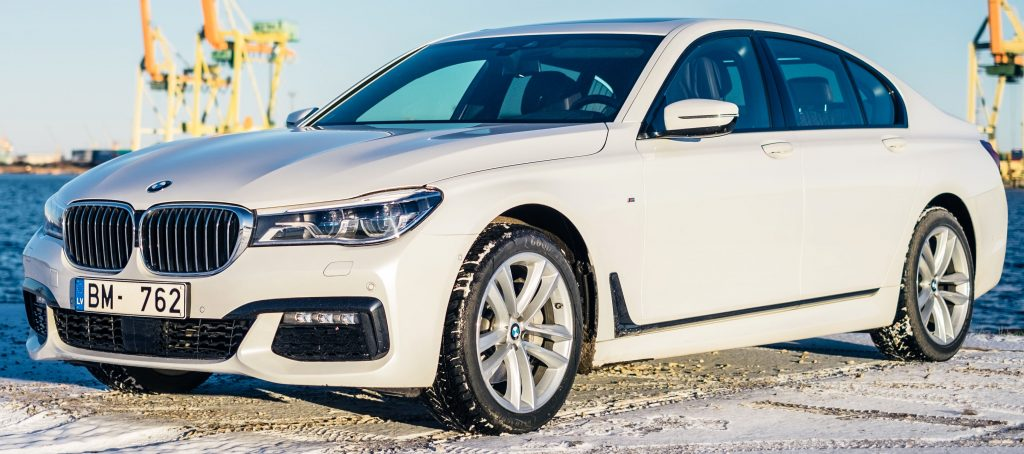 BMW 7-serie privatleasing