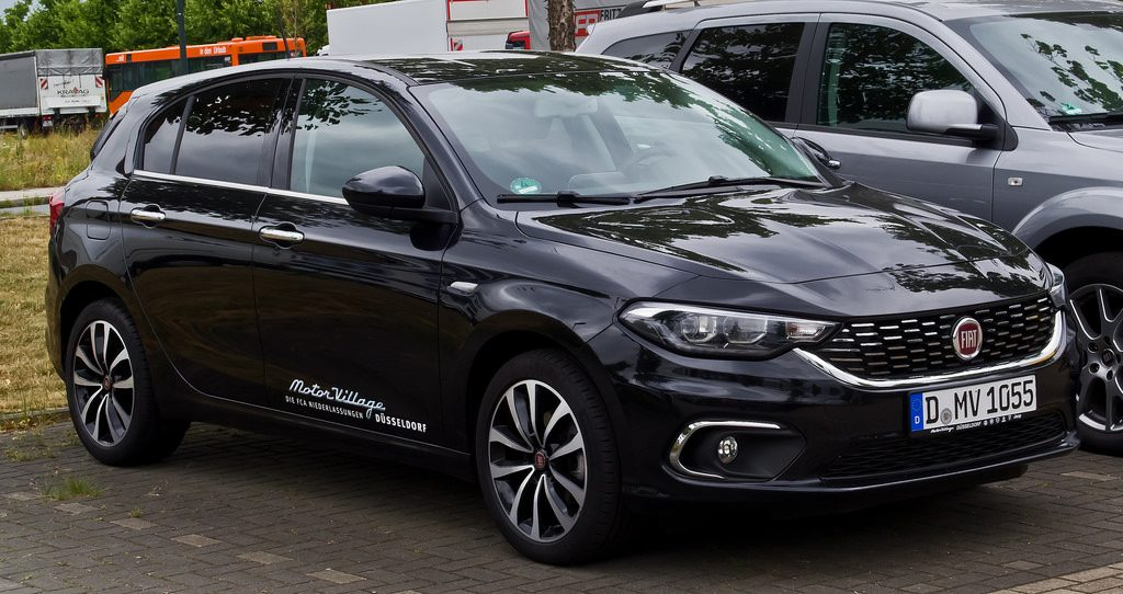 Fiat tipo privatleasing