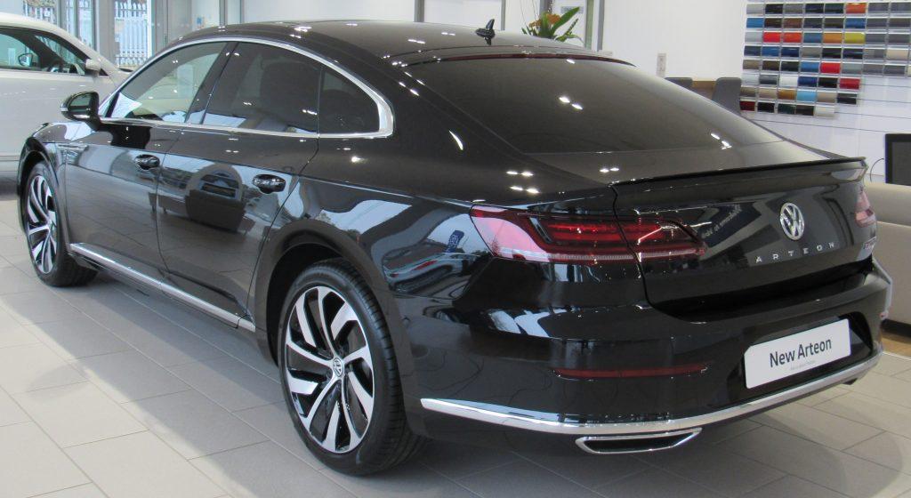 VW Arteon Erhvervsleasing