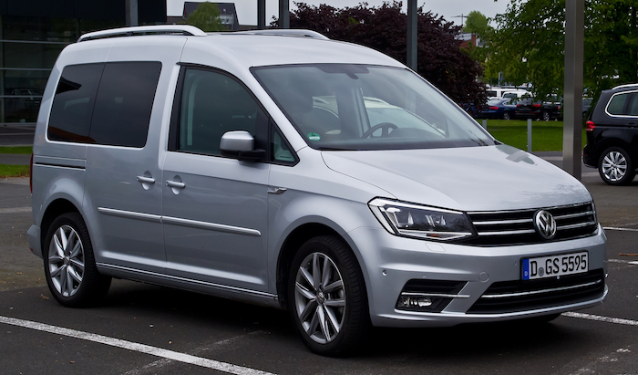 VW Caddy leasing