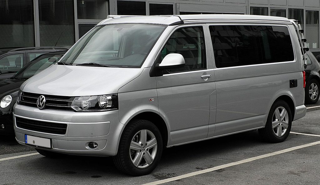 VW California leasing