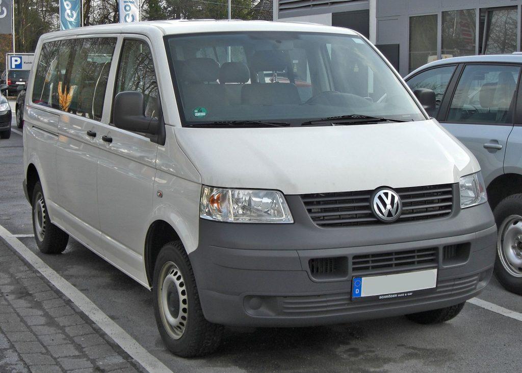 VW Caravelle leasing