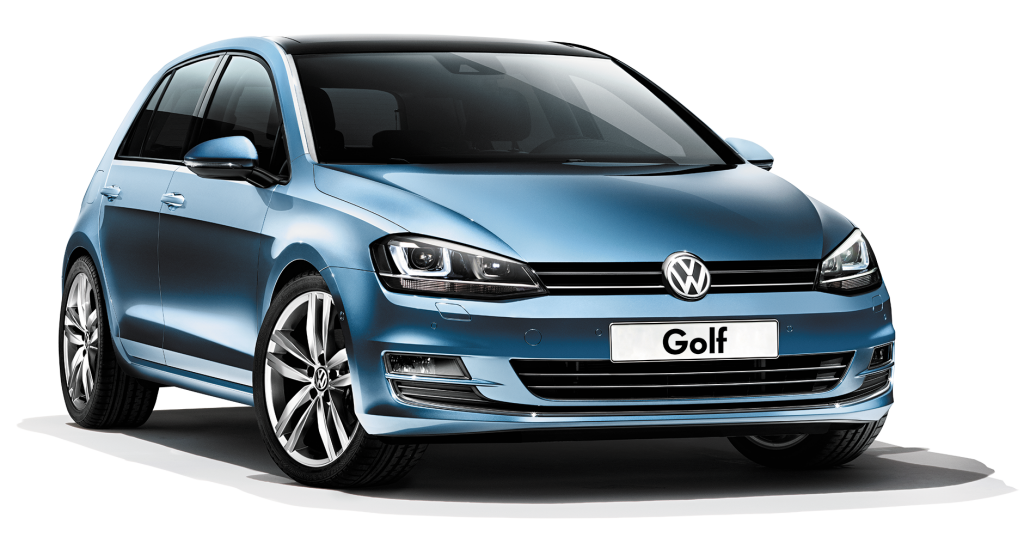 VW Golf privatleasing