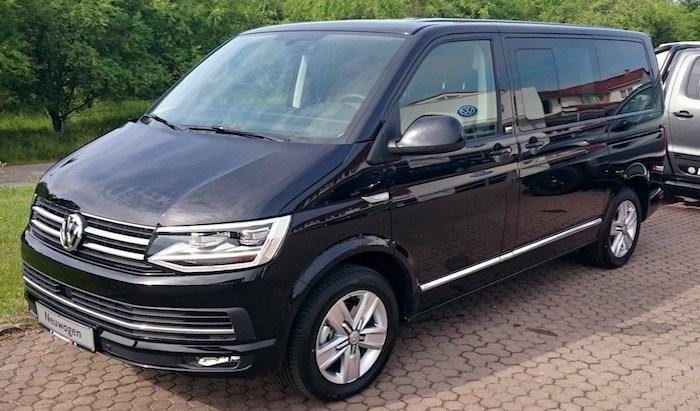 VW Multivan leasing