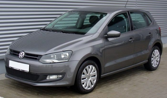 VW Polo leasing