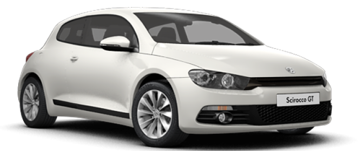 VW Scirocco privatleasing