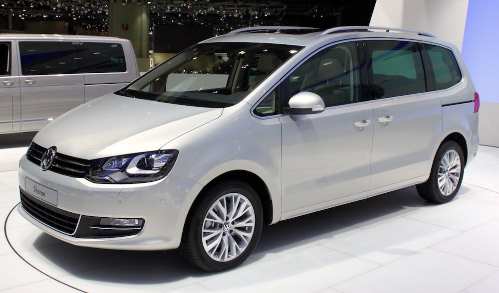 VW Sharan privatleasing