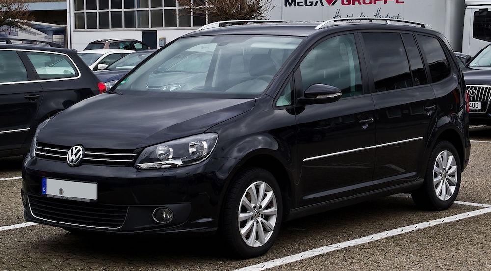 VW Touran privatleasing