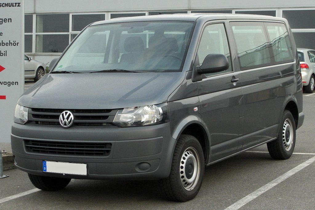 VW Transporter leasing erhverv