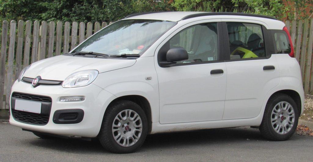 Fiat Panda Leasing