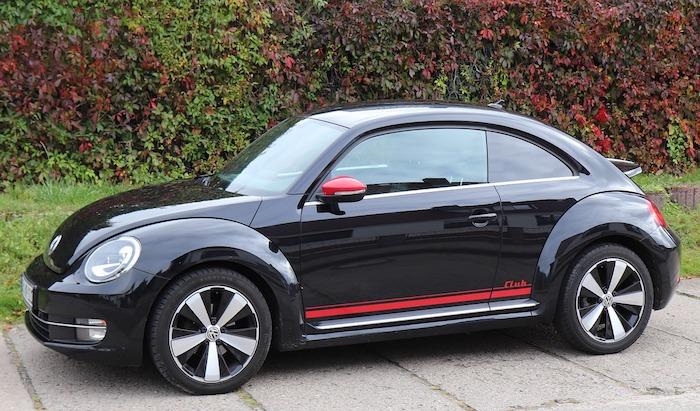 VW Beetle leasing