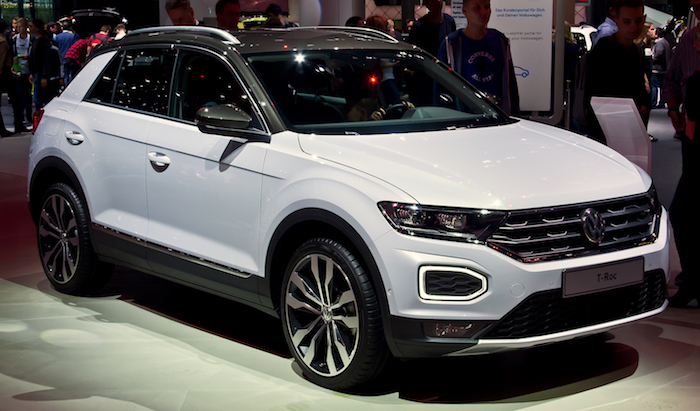 VW T-Roc leasing