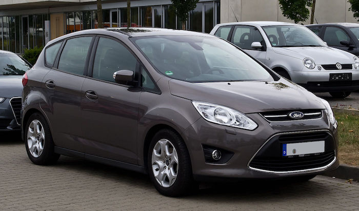 Ford C-Max leasing