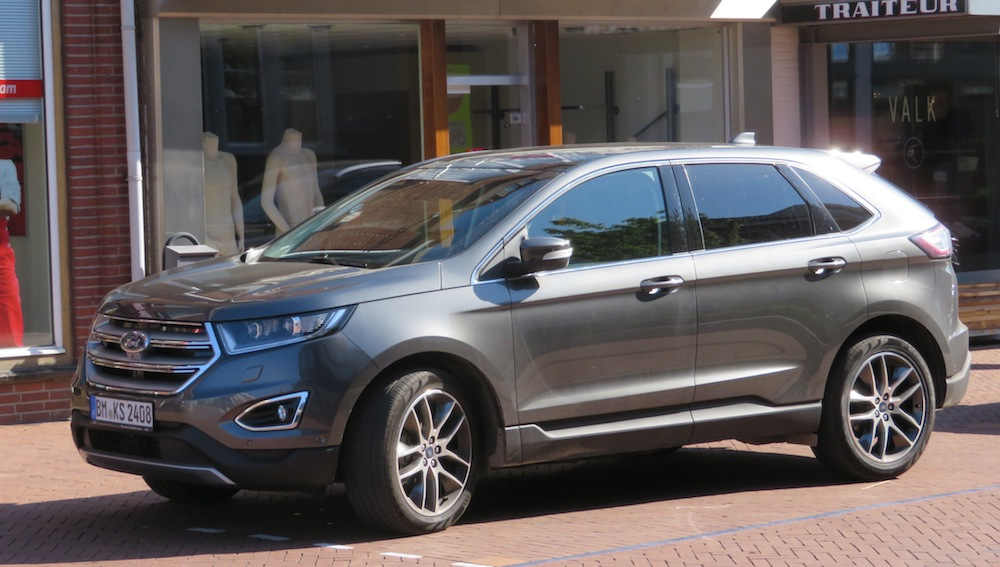 Ford edge privatleasing