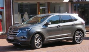 Ford Edge leasing