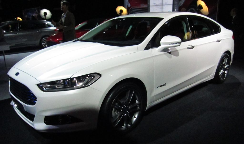 Ford mondeo privatleasing