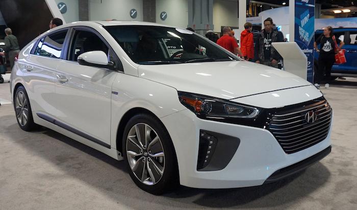 Hyundai IONIQ leasing