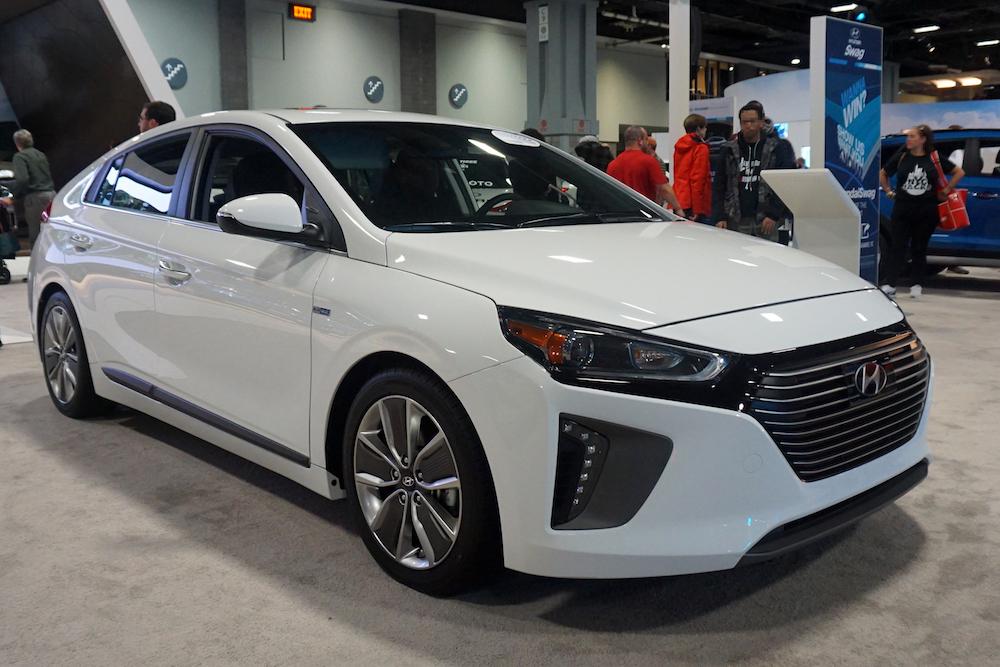 Hyundai IONIQ privatleasing