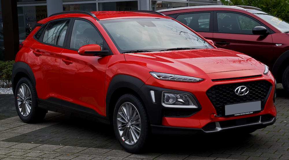 Hyundai KONA privatleasing