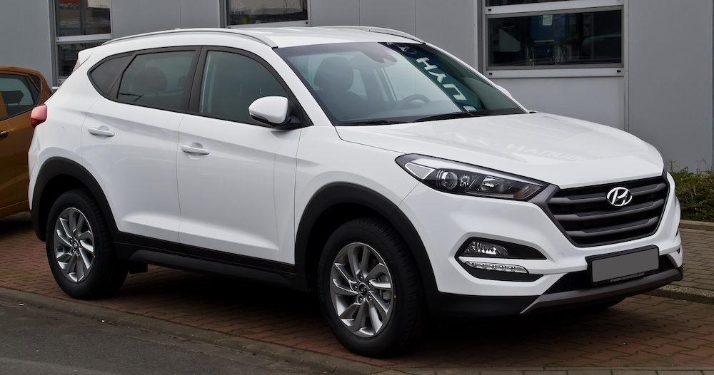 Hyundai Tucson leasing