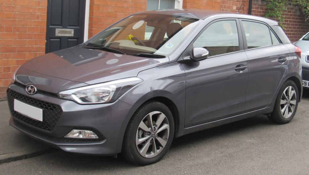 Hyundai i20 privatleasing