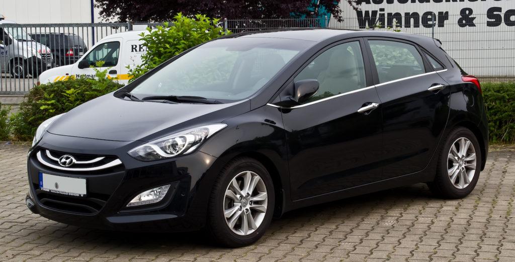Hyundai i30 privatleasing
