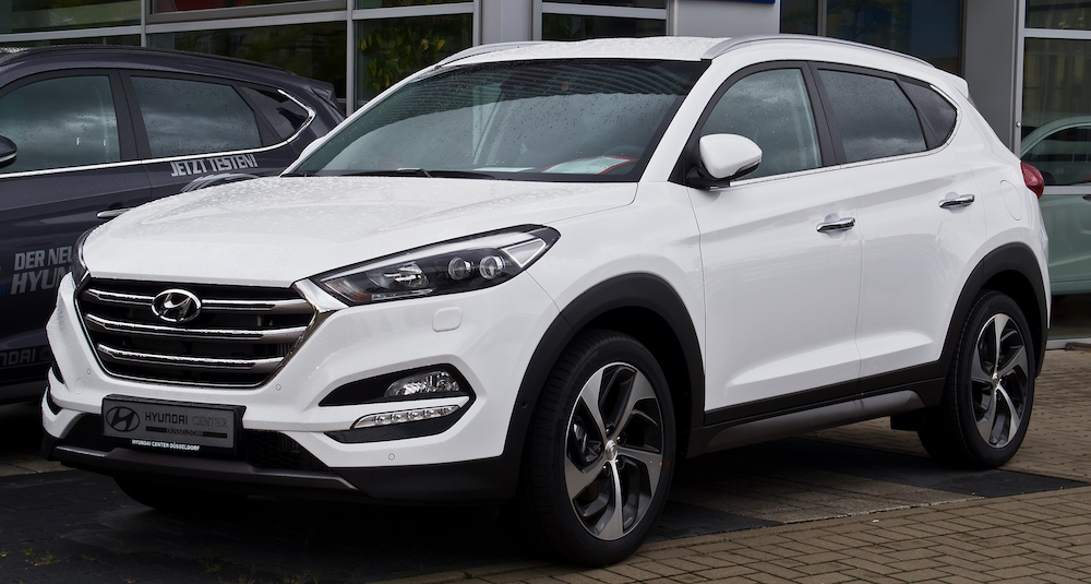 Hyundai tucson privatleasing