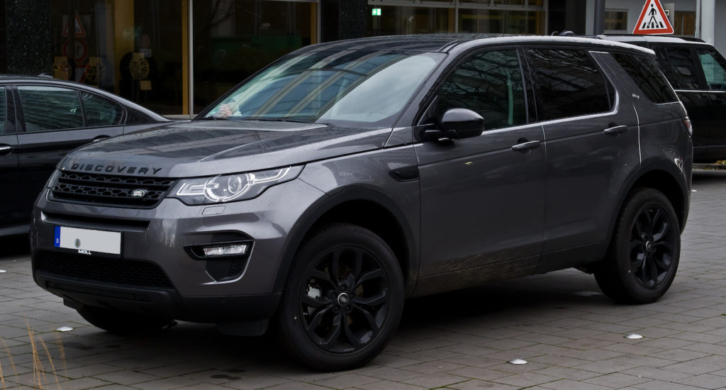 Land Rover Discovery Sport privatleasing