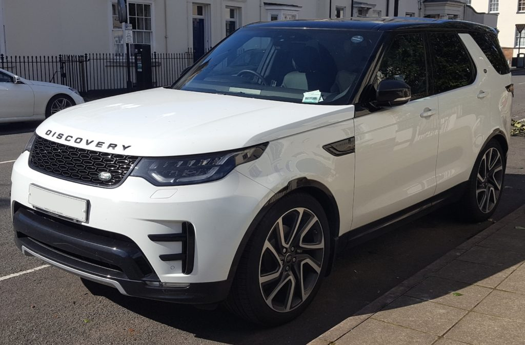 Land Rover Discovery leasing