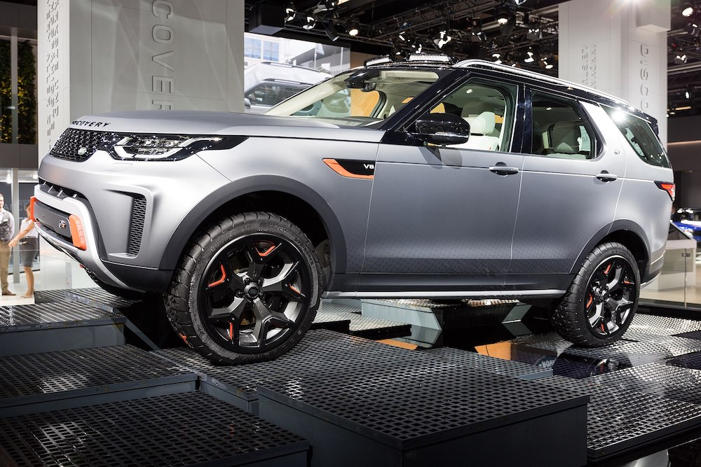 Land Rover Discovery privatleasing