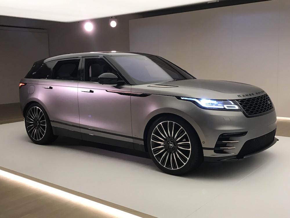 Range Rover Velar privatleasing