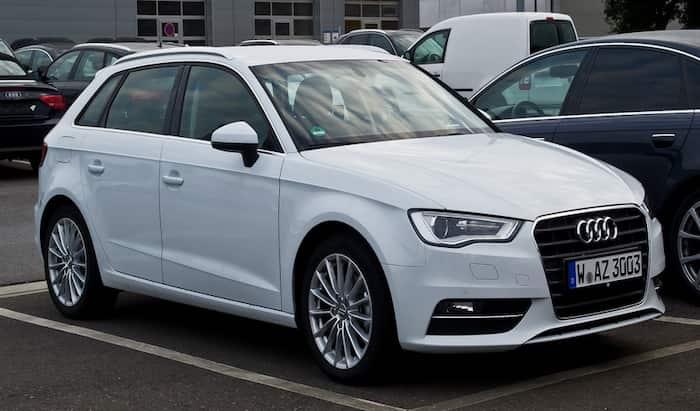 Audi A3 leasing
