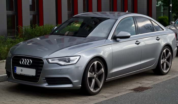 Audi A6 leasing