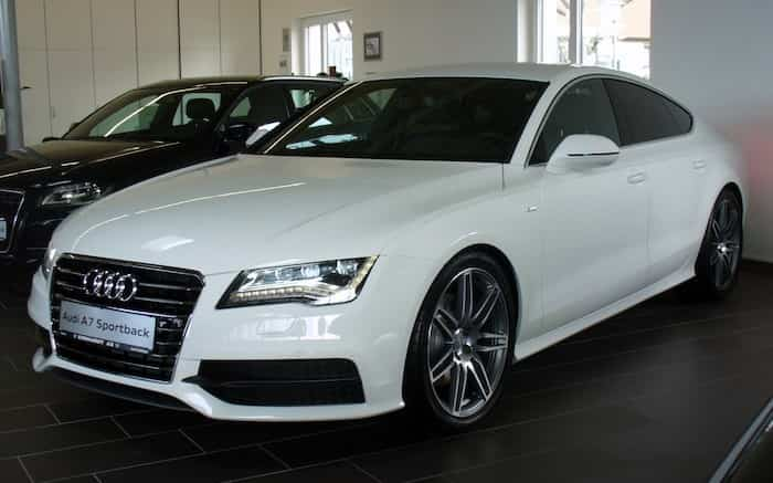 Audi A7 leasing