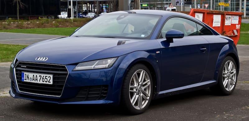 Audi TT leasing