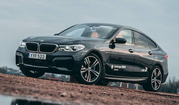 BMW 6-serie leasing