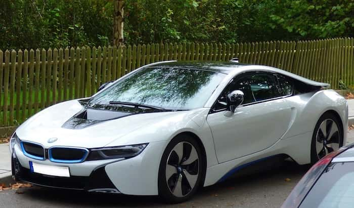 BMW i-serie leasing
