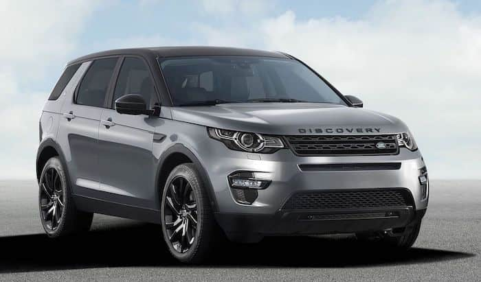 Discovery Sport leasing
